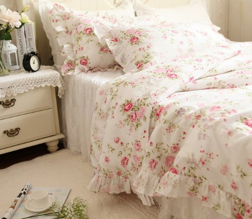 Red Rose Bedding front-1072573