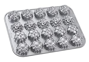 Nordic Ware Platinum Collection Petits Fours Pan