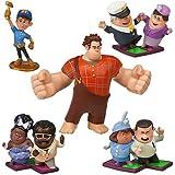 Disney Wreck It Ralph Fix-it Felix Figure Figurine Set