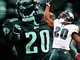 Brain Dawkins Giving Praise NFL Philadelphia Eagles Weapon X 8x10 Photo at Amazon.com