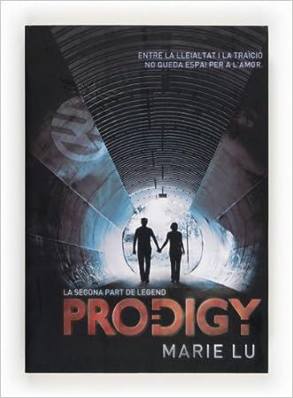 Prodigy  (eBook-ePub) (Legend) (Spanish Edition)