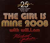Disco de Michael Jackson - Girl Is Mine: 2008 with Will.I. Am [Vinyl] (Anverso)