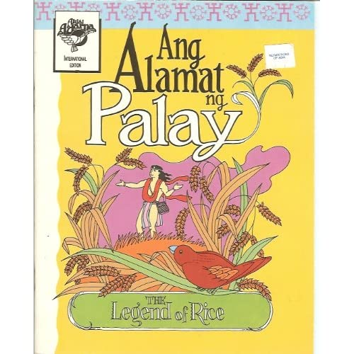 Ang Alamat ng Palay (The Legend of Rice): Victoria