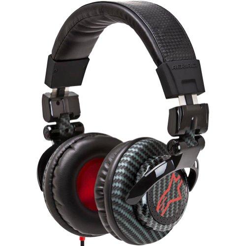 Alpinestars Tank with Mic Premium Wired Headphone - Carbon Fiber (Carbon Fiber Headphones compare prices)