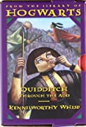 Harry Potter Schoolbooks: Fantastic Beasts and Where to Find Them / Quidditch Through the Ages by J. K. Rowling cover image