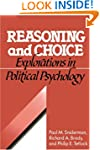 Reasoning and Choice: Explorations in...