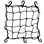 "Heavy-Duty 15"" Cargo Net for Motorcyc..."