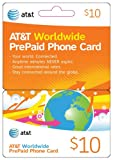 Calling Card Bundle 5 - 1 card  AT&T & 2 cards  AT&T Prepaid Phone Cards
