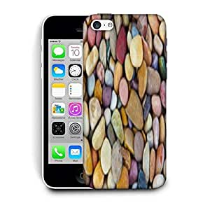 Snoogg Colorful Pebble Printed Protective Phone Back Case Cover For Apple Iphone 6 / 6S