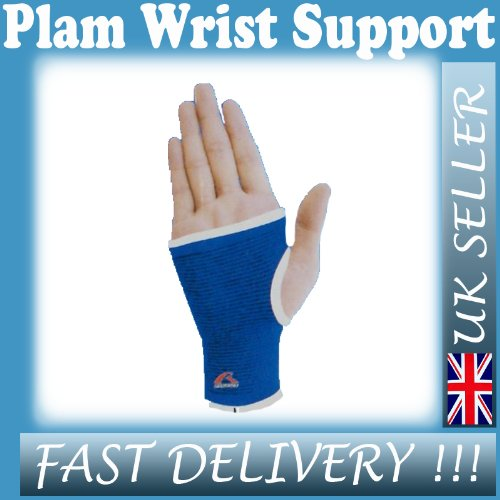 2 x Palm Hand Wrist Support Tennis Squash Badminton