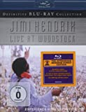 Jimi Hendrix - Live At Woodstock - Definitive Blu-ray Collection title=