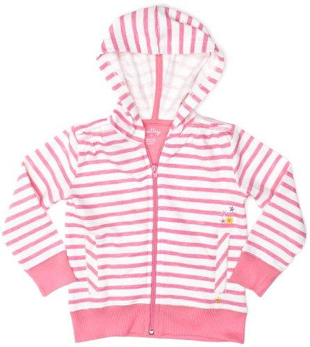 Hatley Zip - Up Hoodie - Bikes Girl's Sweatshirt