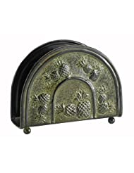 Old Dutch Pina Napkin Holder, 6-1 2 by 2 by 5-Inch by Old Dutch