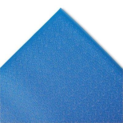 Crown Comfort King Antifatigue Mat, Zedlan, 24 x 36, Royal Blue (CK0023BL)