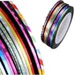 12pcs Sticker Fil Bandes Striping Tap...