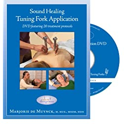 Sound Healing: Tuning Fork Application (PAL)