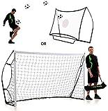 Kickster Combo Goal / Rebounder - 8 x 5