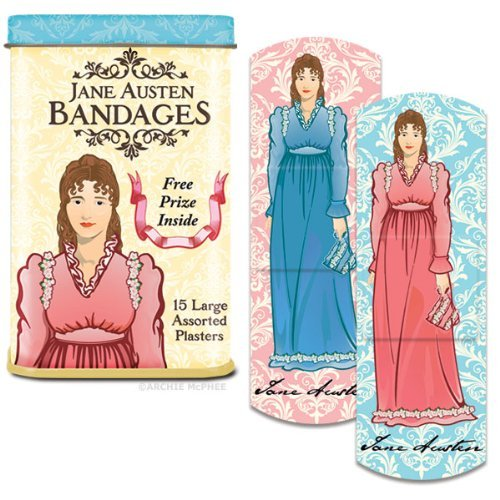 Accoutrements Jane Austen Bandages - 1