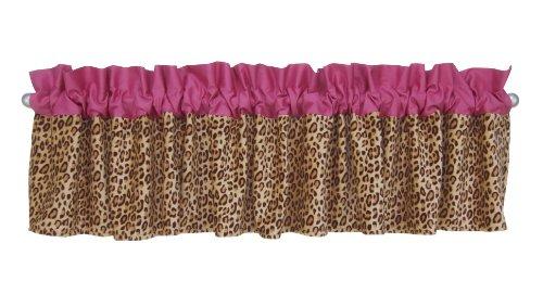 Pink Leopard Print Bedding front-328614