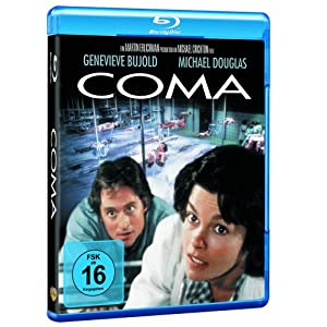 Coma [Blu-ray] [Import allemand]