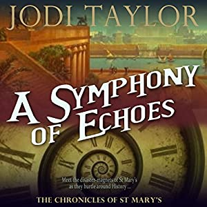 A Symphony of Echoes Audiobook
