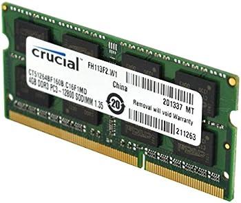 Crucial CT102464BF160B 8GB Laptop Memory