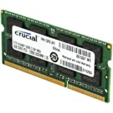 Crucial CT102464BF160B 8GB DDR3 PC3-12800 Unbuffered NON-ECC 1.35V 1024Meg x 64