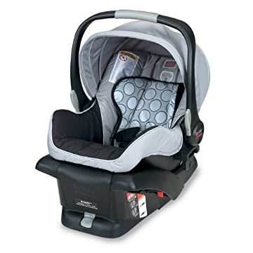 Britax B-Safe Infant Car Seat (Granite)