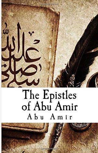 The Epistles of Abu Amir: Volume 1