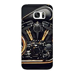 Awesome Cruise Engine Back Case Cover for Galaxy S7 Edge