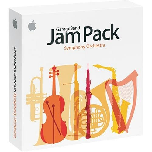 Jam Pack : Symphony Orchestra Retail