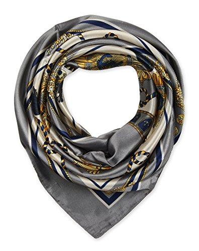 corciova-womens-35-designer-square-silk-like-hair-scarf-headwear-90-x-90-cm-chains-gray