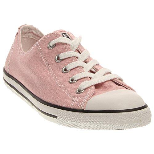CONVERSE Chuck Taylor All Star Dainty Ox Fashion Sneaker Shoe (6, Pink Freeze)