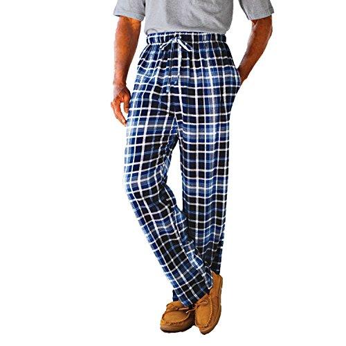 Scandia Woods Men's North Woods Flannel Sleep Pants