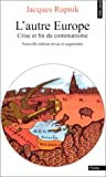 echange, troc Jacques Rupnik - L'autre Europe