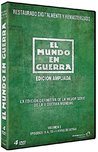 El Mundo En Guerra - Volumen 2 [DVD]