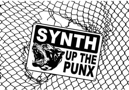Vinilo : N8Noface - Synth Up The Punx (7 Inch Single)