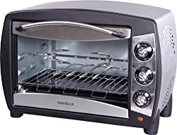 Havells 28 R SS 1500-Watt Stainless Steel Oven Toaster Grill