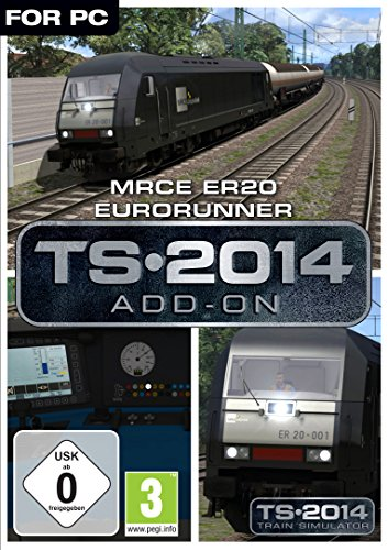 Train Simulator 2014 - MRCE ER20 Eurorunner Loco Add-On Online Code (PC)