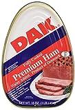 3 X 16 Oz Fully Cooked Premium Ham