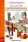 Manuel de math�matiques CE2