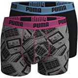 Puma Time Flies Boxershorts Men (2-pack)