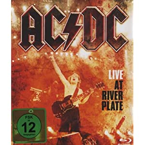 AC/DC - Live At River Plate affiche
