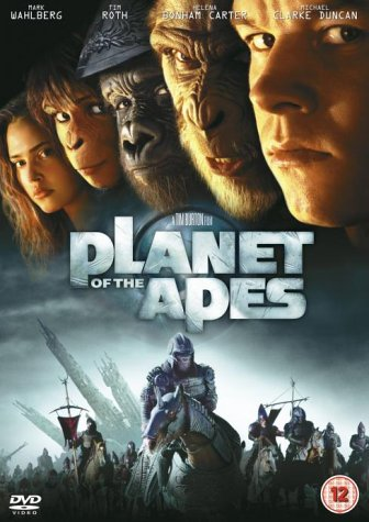 Planet of the Apes [DVD] [2001]