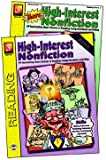 High-Interest & More High Interest, 2 Books Set