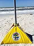 "beachBUB® Ultra "" The Patio Umbrella Base Made for the Beach "" DO NOT USE WITH A SCREW ANCHOR"