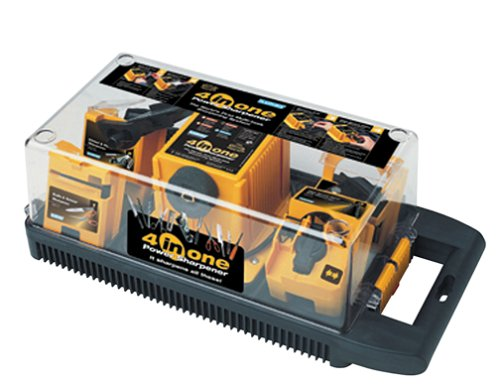 Buy Plasplugs DSF425BX 1 Amp 4-in-1 Power Sharpener Kit