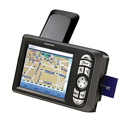 Vaova travel 100 auto-système de navigation gPS