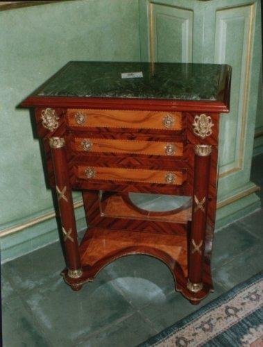 Mesa Cómoda mesa barroco rococó LouisXV mota0423