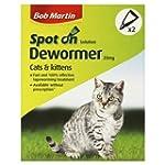 Bob Martin Spot On Dewormer for Cats...
